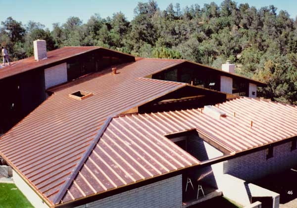Metal Roofing Work Gallery Your Roof Could Look This Good