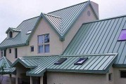 Beautiful new roof steel roof by Pro Roofing