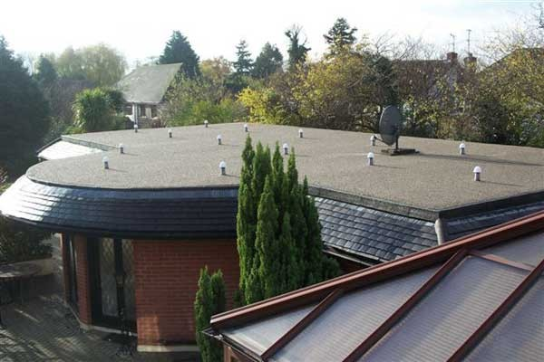Flat Roofing Work Gallery Your Roof Could Look This Good Too Pro Roofing Inc