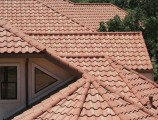 Clay roof
