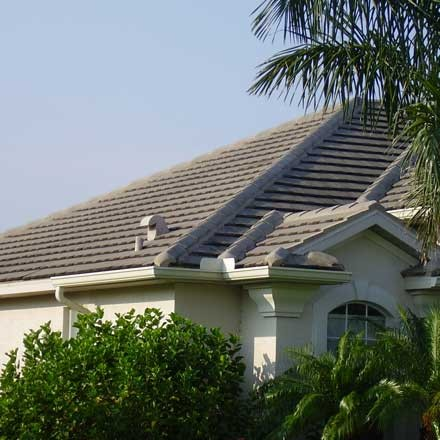 Concrete Roofing Work Gallery Your Roof Could Look This