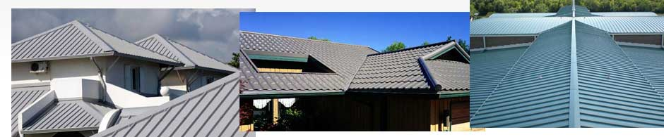 aluminum roofing Oakville, Burlington and Milton
