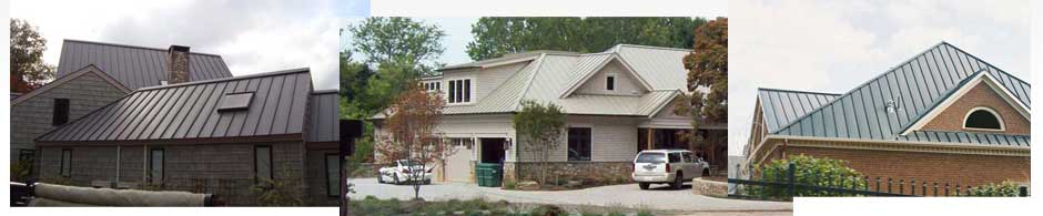 aluminum roofing in North York, Richmond Hill, Markham