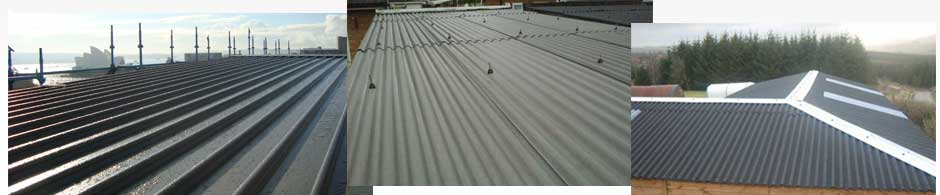Corrugated Metal Roofing in Ajax, Whitby, Oshawa, Vaughan, Caledon, Bolton, Aurora, Newmarket