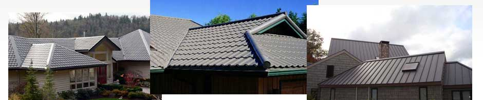 metal roofing Toronto, Mississauga and Brampton