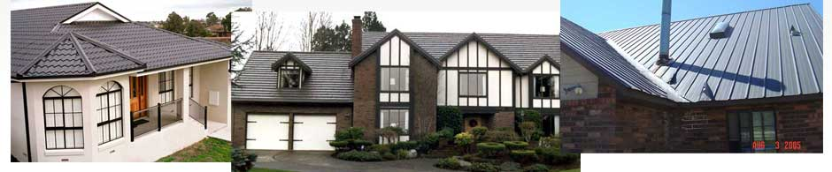 steel roofing in North York, Richmond Hill, Markham