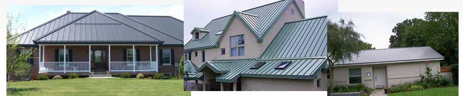 steel roofing in Scarborough, Pickering, Ajax
